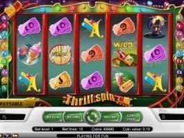 Thrill Spin free online slot no registration