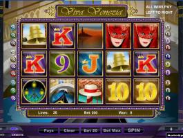online free slot Viva Venezia