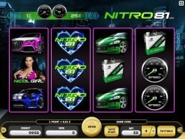 Online casino free Nitro 81 slot