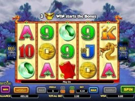 slot machine game Choy Sun Doa online