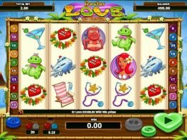 Online free slot Doctor Love on Vacation