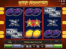 free online machine slot Hot Chance