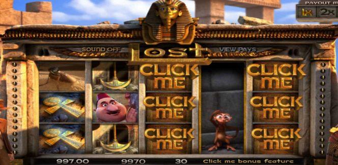 Bonus Feature of online free slot machine Lost