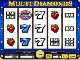 free online casino game slot Multi Diamonds