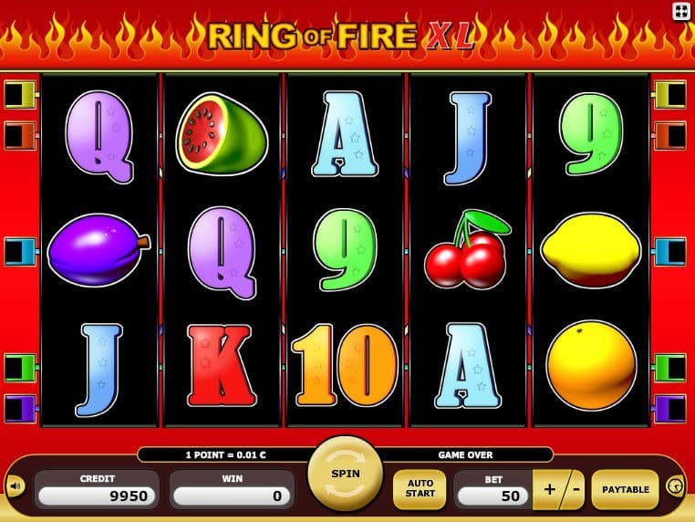 free online casino game slot Ring of Fire