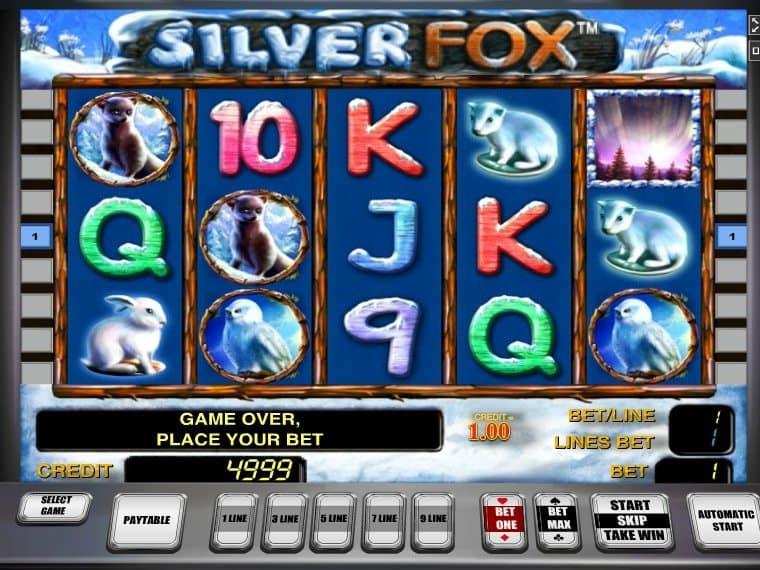 Silver Fox Games