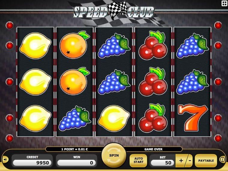 Speed Cash Slot Machine
