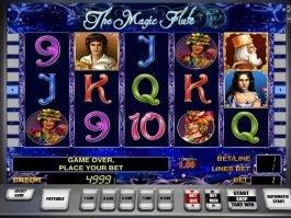 online casino slot The Magic Flute