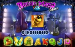 Beetle Mania Deluxe slot for fun