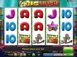 online free casino game slot Big Catch