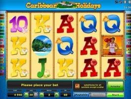Caribbean Holidays online free slot