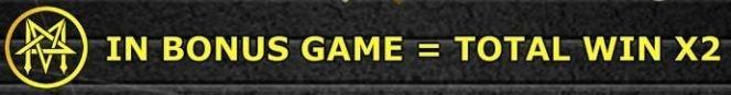 Bonus from slot machine Demon Master free online