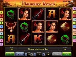 Flamenco Roses online free casino slot