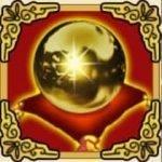 Scatter from online casino slot Frog King