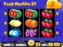 Casino game slot Fruit Machine 27 free online
