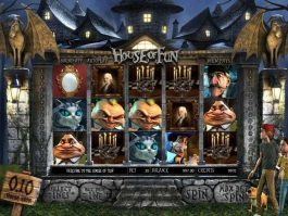 online free casino slot House of Fun