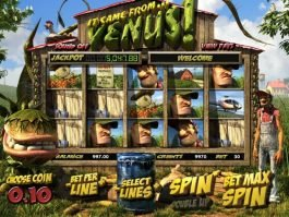 free online casino slot machine It Came from Venus