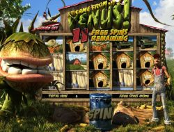 Online free slot It Came from Venus - free spins