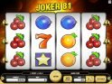 free online slot machine Joker 81