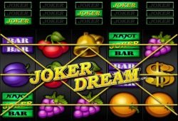 Joc gratis online de aparate Joker Dream