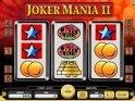 Joker Mania II online free casino slot