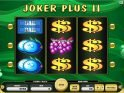 Free casino slot Joker Plus II online