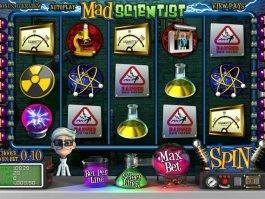 Slot Mad Scientist free online