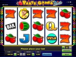 casino slot Party Games Slotto