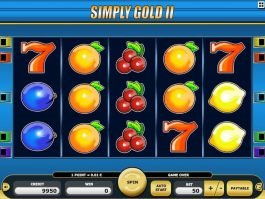 Simply Gold II online free slot
