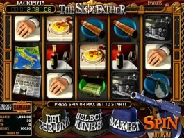 play free online slot The SlotFather