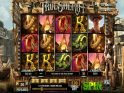 The True Sheriff free online slot machine game