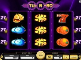Turbo 27 free online casino game slot