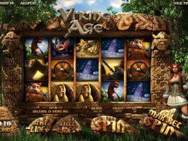 Free online casino game slot Viking Age