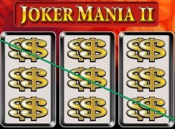 Joker Mania II 2x multiplier