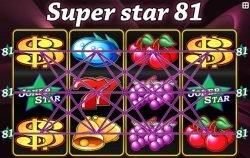 Super star 81 Special criss cross feature