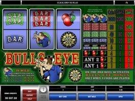 Casino online slot Bulls Eye
