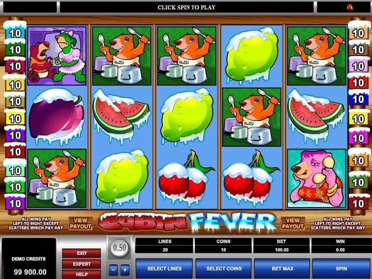 Cabin Fever Slots