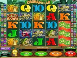casino game slot Cashapillar free online