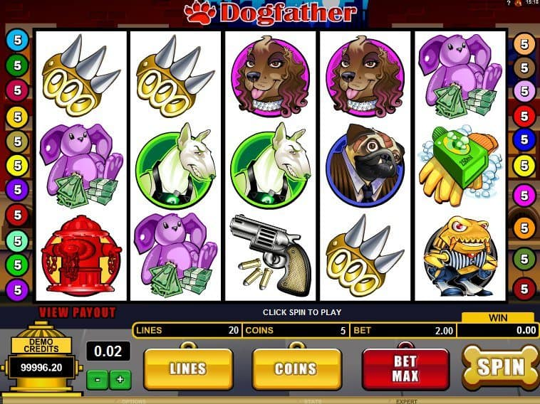 online free casino game slot Dogfather