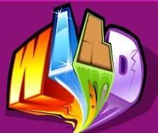 Free elementals slot´s Wild symbol