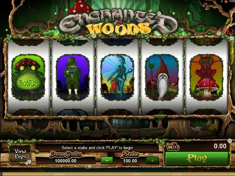 Enchanted forest video slots download grosvenor victoria poker