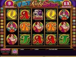 Free online slot machine Fat Lady Sings