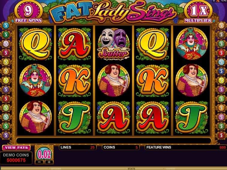 Spiele Fat Lady Sings - Video Slots Online
