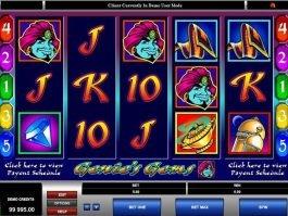 Play free online game Genie´s Gems