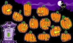 Bonus game of Halloweenies online free slot game