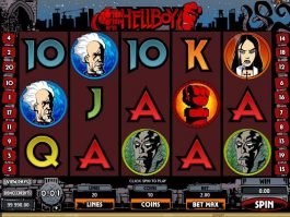 Hellboy online free slot game