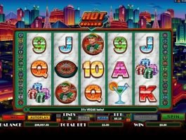 Online casino game slot Hot Roller free