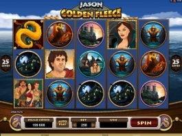 Jason and the Golden Fleece free online slot