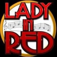 Wild symbol of online slot Lady in Red