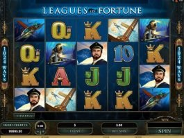 Free slot online Leagues of Fortune